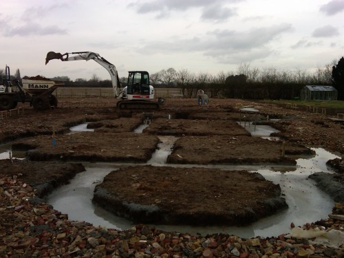 Mere House Foundations